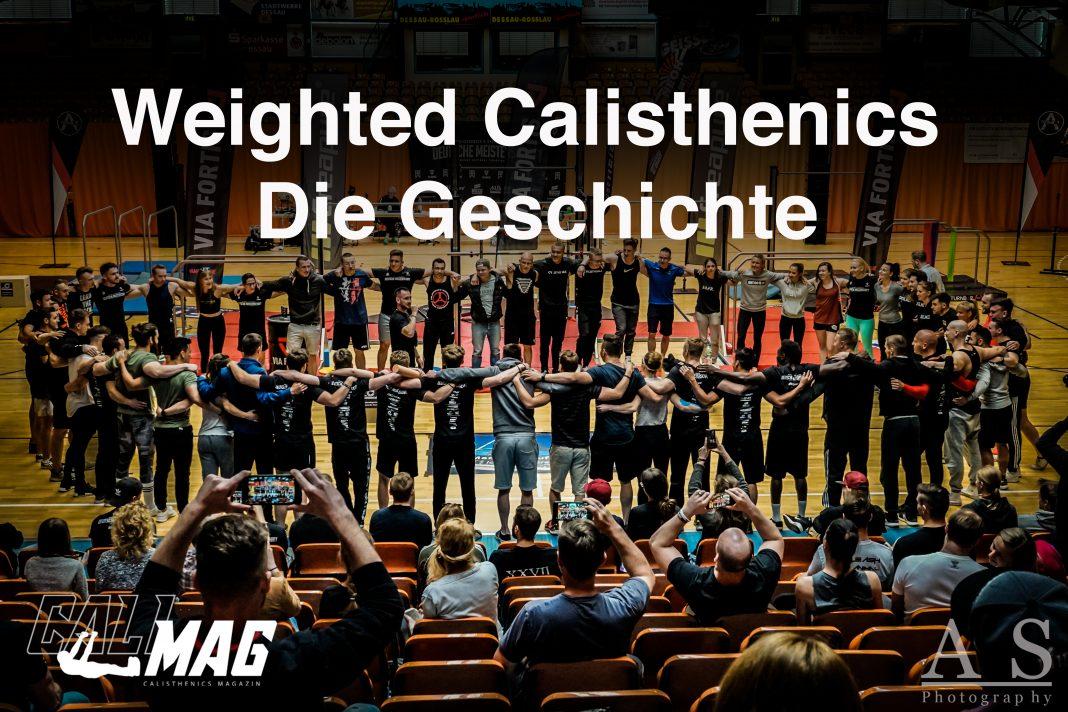 Weighted Calisthenics